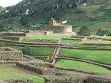 Le site inca d'Ingapirca en Equateur