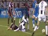 13th AEL-PAOK 1-2 Greece 2010-11 Novasports highlights
