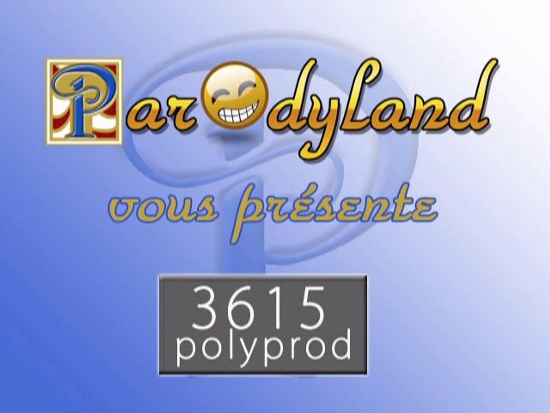 3615 Polyprod 2009 (medley de parodies de Daniel Trézéguet)