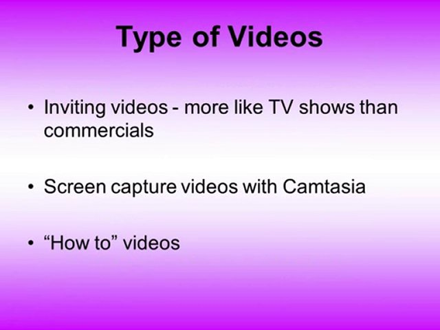 Getting Started With Video Marketing – Video Email Marketing