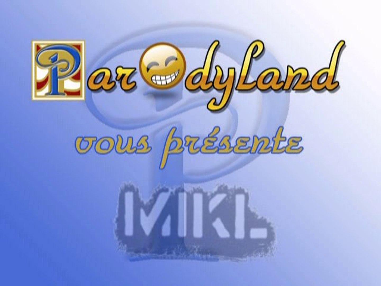 Le mix sans interdit (medely de parodies de MIKL)