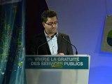 Gabriel Amard Viv(r)e la gratuité des services publics
