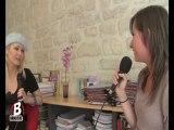 Tatiana-Laurens pour Balieue TV