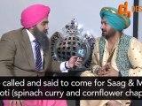 Malkit Singh Interview at the UK AMAs