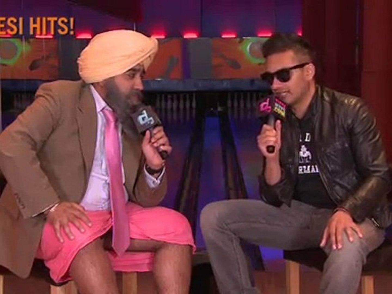 Jugtar Interviews Raghav
