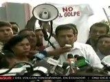 Perú: Ollanta Humala rechaza declaraciones de Alan García
