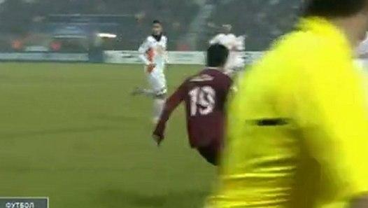 CFR Cluj 1 - 1 AS Roma 08 12 2010 - video dailymotion