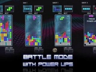 Multi Trailer de Tetris HD