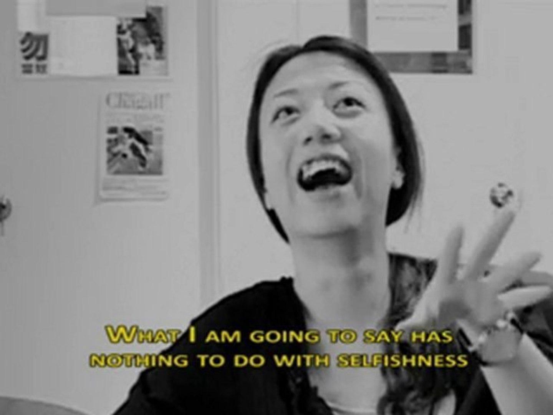 Honestly Selfish (documentary with English subtitles)
