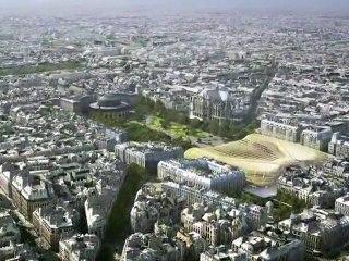 Les Halles, voyage au coeur du Paris de demain