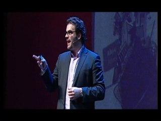 Kyriakos Pierrakakis - TEDxAthens 2010