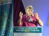 Jean-Michel Drevon Viv(r)e la gratuité des services publics