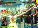 Marvel VS Capcom 3 - Présentation de Storm