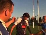 La Séquence de Seb : Rugby, Seb sur la touche ?