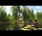 FILM LACS TROPHY RAID JET-SKI FINLANDE par QUAD ORGANISATION