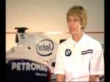 Sebastian Vettel BMW Sauber F1 Launch Interview (03)