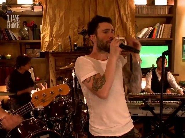 MAROON5@HOME PART3 album ''Hands All Over'' #LiveAtHome