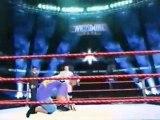 Smackdown VS Raw 2011 John Cena Purple Shirt Attire Entrance