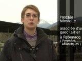 Pjt. de valeur : laitières (Interview de Pascale MINVIELLE)