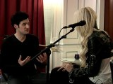 The Pretty Reckless ( Taylor Momsen ) - Le Live - Interview