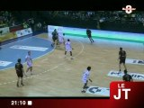 Belle victoire de club Chambéry Savoie Handball