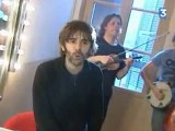 Thomas Fersen - Interview à Marseille (mars 2009, France 3)