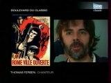Thomas Fersen et le cinéma (Interview mai 2008)