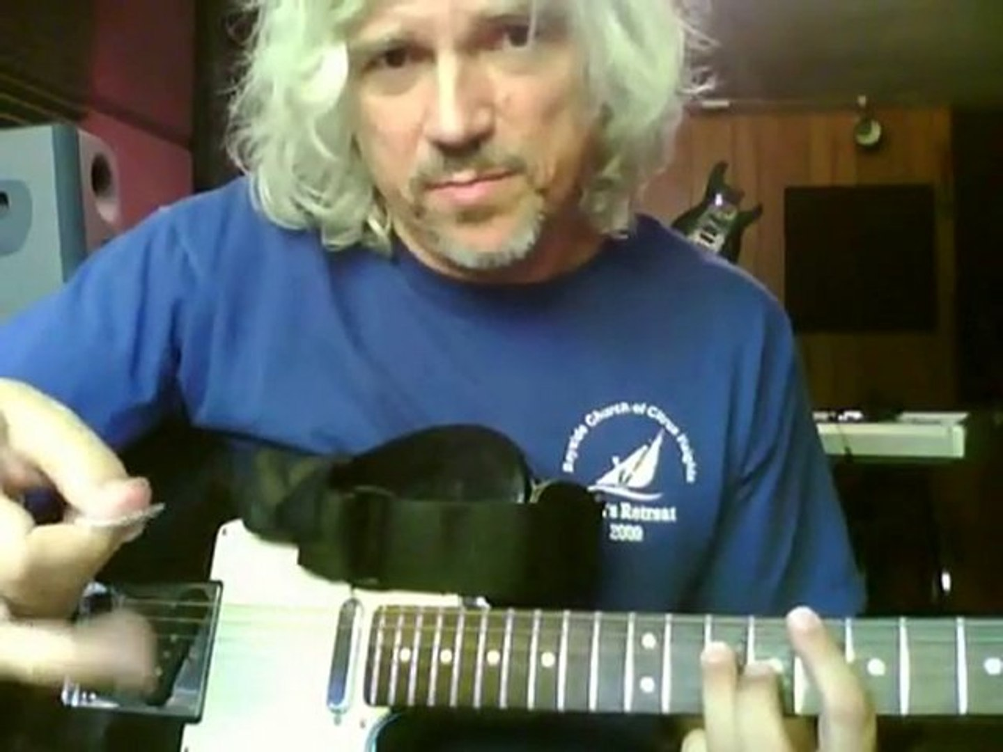 Learn How to Play Blues Rock Lead Guitar-Lesson 8