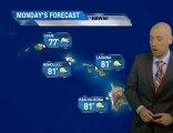 Hawaii Vacation Forecast - 12/10/2010