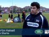 Land Rover and Sale Sharks inspire young rugby enthusiasts