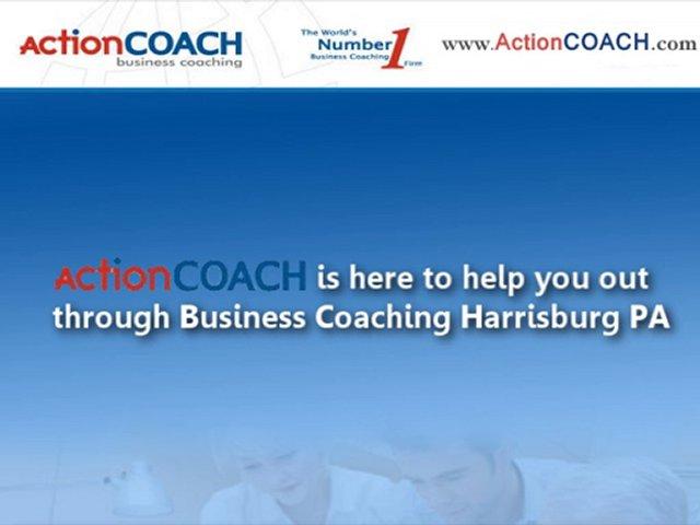 Effective Business Coaching Harrisburg PA