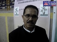 العموري علي رئيس جمعية مبادرة لل�