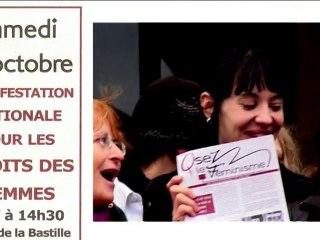 Bilan d'Osez Le Féminisme, octobre 2010