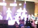 Demostration des danseurs de l'association Mouv'& Dance