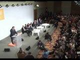 Discours de cloture - congres - François Bayrou - 2