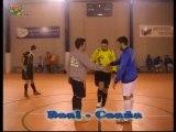 Partido de Futbol Sala entre Coaña y Boal de Futbol Sala