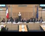 Garde à vue - JJ Urvoas -commission des lois - 09-12-10