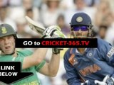 India vs South Africa 2010 live streaming | Ind vs Sa