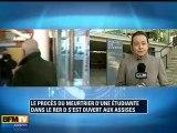 Procès d'un meurtrier récidiviste dans le RER