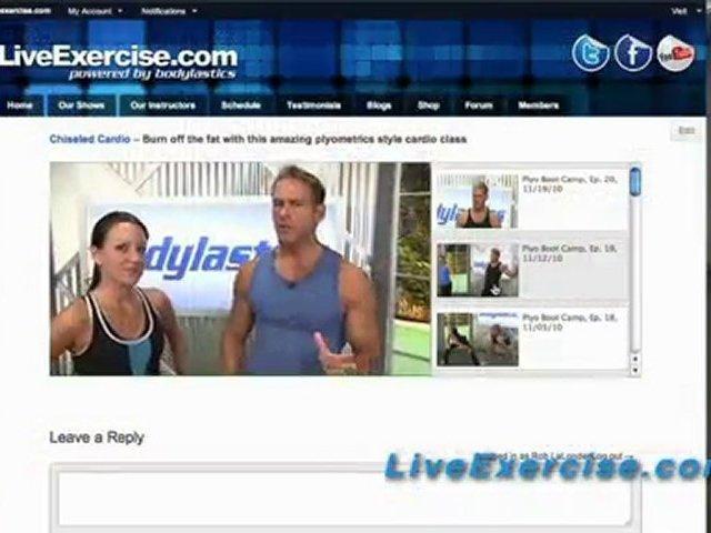 Plyometrics Cardio Workouts – Boot Camp Workouts