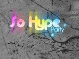 Teaser SO HYPE PARTY! Sam 18 dec @ point zéro Dj FDB & J-FAD