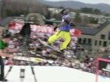 Snowboarding Tricks at 2010 RIDE Shakedown
