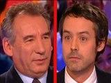 "François Bayrou accuse Yann Barthès de ""manip"""
