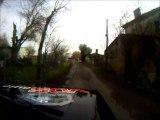 Rallye du medoc 2010 ES5  MILOSAVLJEVIC / VINCENT R11 Turbo