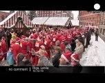 Cours Père Noël, cours ! - no comment