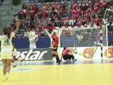 14 décembre - Euro 2010 - L'avant-match France - Suède