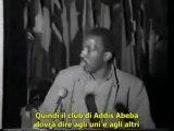 Thomas Sankara: Discours historique sur la Dette