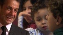 Comment les enfants voient Nicolas Sarkozy ?