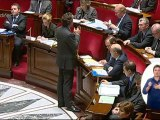 Luc Chatel - Formation des maîtres - Assemblée nationale