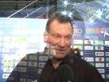 14 décembre - Euro 2010 - Les réactions après France - Suède
